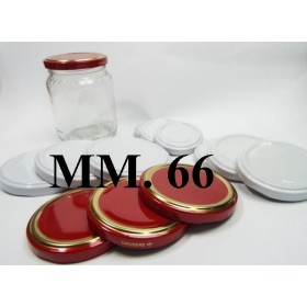 CAP 66 FOR GLASS JAR