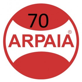 CAP 70 ARPAIA FOR GLASS JAR pcs. 100