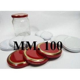 CAP 100 FOR GLASS JAR