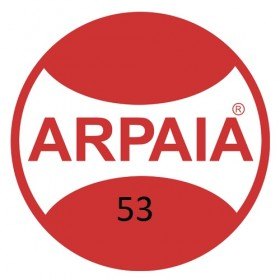 CAP 53 ARPAIA FOR GLASS JAR