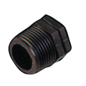 3/4 MALE THREADED CAP