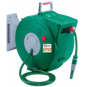 AUTOMATIC HOSE REEL ROLLING-GO MT.15 AUTO ROLL WALL