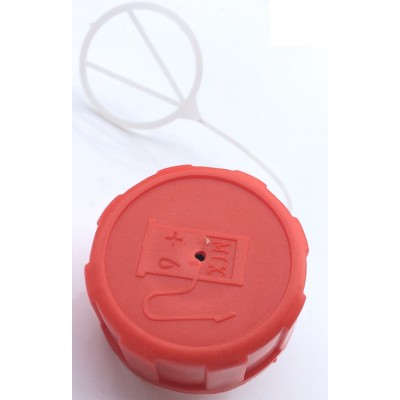 CAP FOR REPLACEMENT FUEL TANK FOR FROGGY SHOULDER PUMP WITH MOTOR