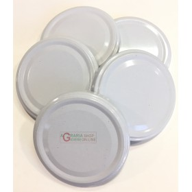 LID FOR GLASS JAR MM. 63 PCS. 24
