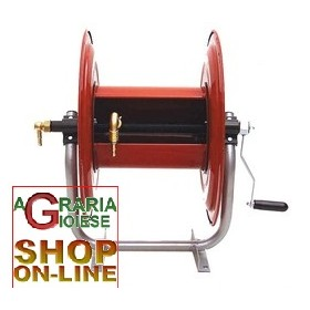 HOSE REEL FOR FIXED SPRAYING ML.100 ART.MC90