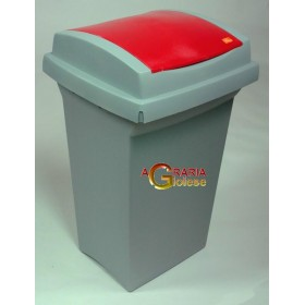 TATA RECYCLING BIN LT. 50 RED