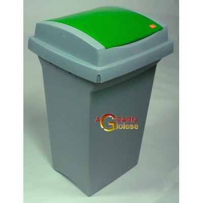 TATA RECYCLING BIN LT. 50 GREEN