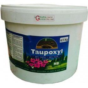 TAUPOXIL REPELLENT ANTITALPA KG. 4.50 IN MALE SCACCIA DIE