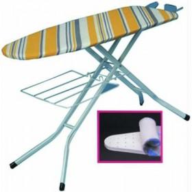 IRONING TABLE IN TRANSFORMED SHEET DORI 2131 CM. 112X32