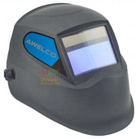 AWELCO ELECTRONIC PROTECTIVE HELMET MASK FOR LIQUID CRYSTAL
