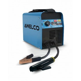 AWELCO WELDING INVERTER BIT 2500 BAG WITH HELMET