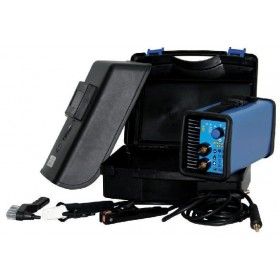 AWELCO MIKRO 114 INVERTER WELDING MACHINE WITH 80Ah WELDING KIT