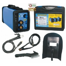 AWELCO MIKRO 134 INVERTER WELDING MACHINE WITH 110Ah WELDING KIT