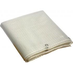 EYELET PVC CRISTAL MT. 4 X 3.5