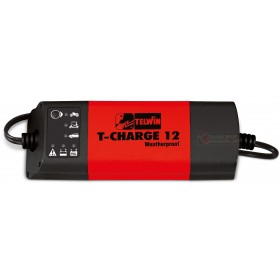TELWIN ELECTRONIC BATTERY CHARGER TRONIC T-CHARGE 12 V