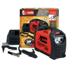 TELWIN INVERTER FORCE 125 WELDING MACHINE