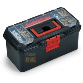 TERRY TOOL BOX IN THERMOPLASTIC RESIN TOOL CASE 13 CM. 32.5 x 15.5 x 13h
