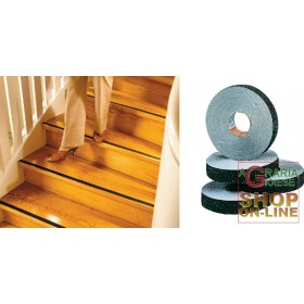 TESA NON-SLIP SELF-ADHESIVE STRIP FOR STEPS AND FLOORS COLOR