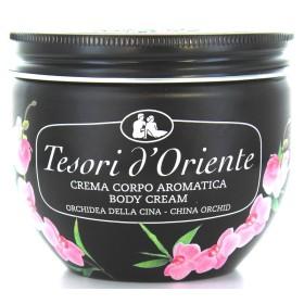 TESORI D'ORIENTE CREMA CORPO ORCHIDEA VASO ML. 300