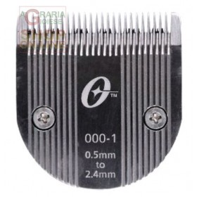 REPLACEMENT HEAD FOR HAIR CUTTER OSTER C200 MM. 2.6 - MM. 0.5