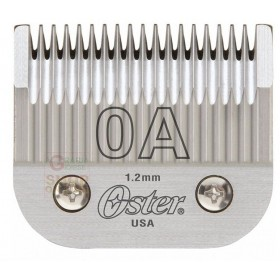 REPLACEMENT HEAD FOR HAIR CUTTER OSTER DIMENSION SIZE 0A MM. 1.2