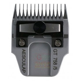 REPLACEMENT EASCULAP HEAD GT758 MM. 5