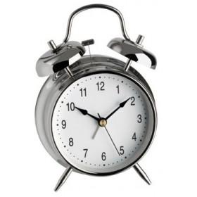 TFA ALARM CLOCK OLD STYLE INOX TF 98.1043
