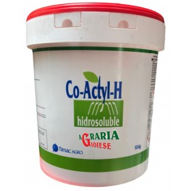 TIMAC CO-ACTYL H ACTIVATOR HUMIC EXTRACTS FROM PEAT KG. 10