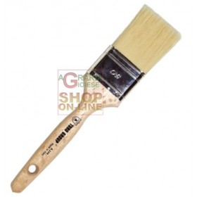 TORO MIXED BRUSH WITH WOODEN HANDLE S.124 MM. 40