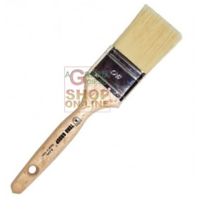 TORO MIXED BRUSH WITH WOODEN HANDLE S.124 MM. 50