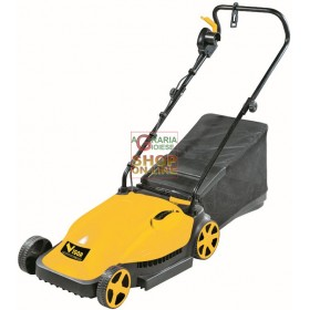 ELECTRIC LAWN MOWER VIGOR V-1742 E WATT 1700W PROFESSIONAL LAWN MOWER