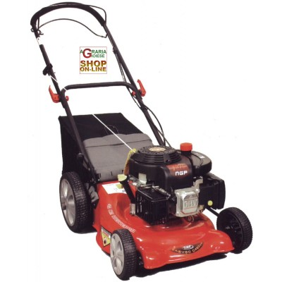 LAWN MOWER NGP WITH TRACTIONAL COMBUSTION T375 C460VH LAMOHV