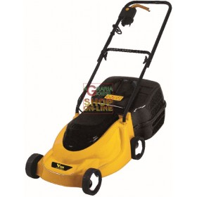 MOWER LAWN MOWER ELECTRIC VIGOR V-1340 AND WATT 1300 CUT CM. 38