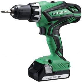 DRILL DRIVER HITACHI DS18DJL 18V 1.5Ah WITH 2 LITHIUM LI-ION