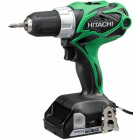 DRILL DRIVER HITACHI DS18DSAL 18V 2.5Ah WITH 2 LITHIUM LI-ION