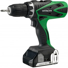 DRILL DRIVER HITACHI DS18DSFL 18V 2,5Ah WITH 2 LITHIUM LI-ION