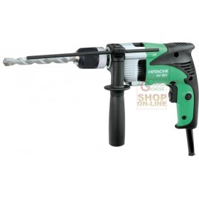ELECTRIC DRILL HITACHI DV16V PERCUSSION WATT. 590