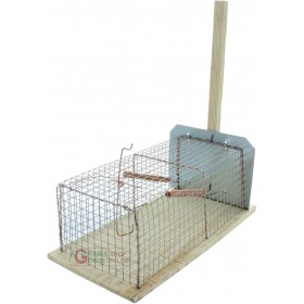 MEDIUM MICE TRAP IN NET CM. 11 X 25 X 10