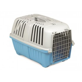 CARRIER FOR DOGS AND CATS PRATIKO 2 METAL CM. 55x36x36h.