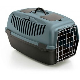 CARRIER FOR DOGS GULLIVER 3 WITH METAL DOOR cm. 58.5x36.5x33.5h.