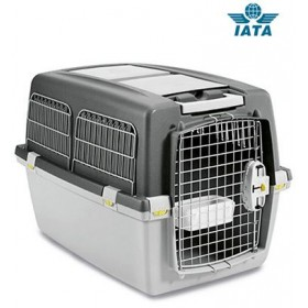 CARRIER FOR DOGS GULLIVER 6 WITHOUT WHEELS IATA PLUS cm. 92x64x66h.
