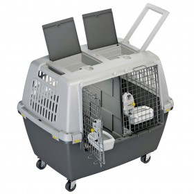 Carrier for dogs Gulliver touring cm. 80x58,5x62h.