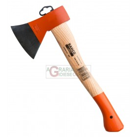 BAHCO ACCEPTED MULTIPURPOSE AX WOODEN HANDLE GR. 1250