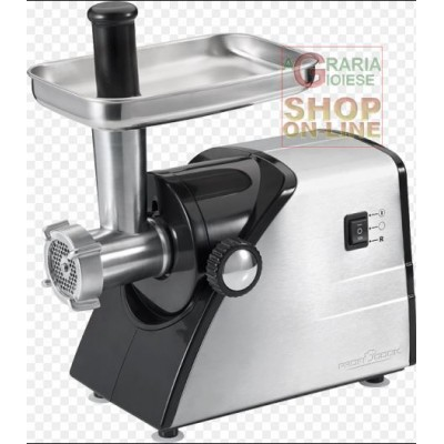 PROFICOOK FW1060 electric meat mincer body in stainless steel