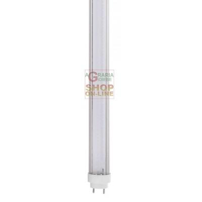 TUBO A LED ATTACCO G13 T8 W24/25 CM.150