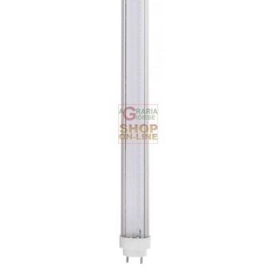 TUBO A LED ATTACCO G13 T8 W9/10 CM. 60