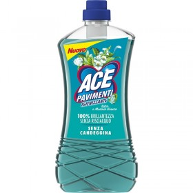 ACE FLOOR SANITIZING WITHOUT BLEACH WITHOUT RINSE TALC AND WHITE MOSS 1000 ML