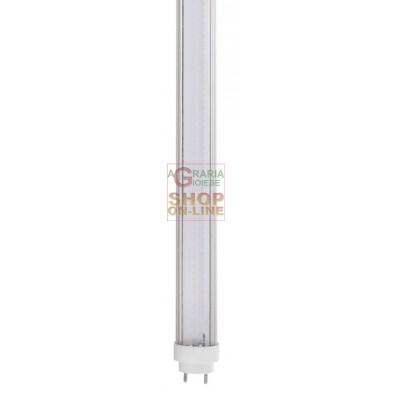 TUBO LAMPADA A LED T8 W19/22 CM.120