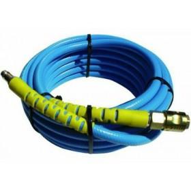 TUBO PER COMPRESSORE PVC 13X8 RACCORDATO MT. 10