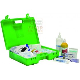 FIRST AID MEDICAL CASE EUROVALIGIA GROUP A / B CM. 43 X 30